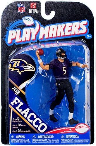 NFL meneurs de jeu de la série 4 Ravens de Baltimore 4 pouces action figure - Joe Flacco