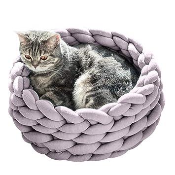 Mascotas Perros Accesorios Camas, ❤ Zolimx Suave Mascota Perro Mat Perrera Nido Gatos Mascotas