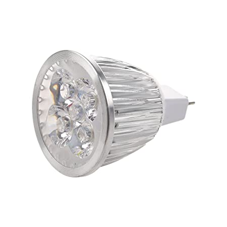 RETYLY 5W 12V GU5.3 MR16 Blanco Spot LED Luz Bulbo de ...