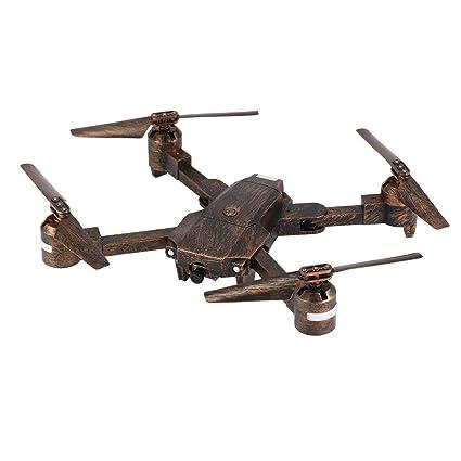 Attop X-PACK1 RC Drone 720P Cámara Gran Angular WiFi FPV Plegable ...