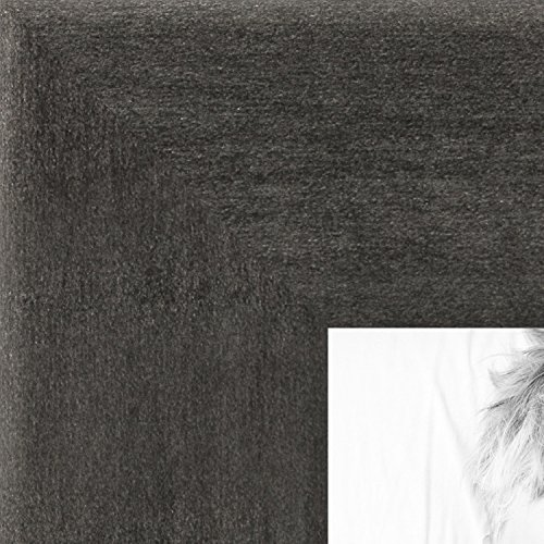 slate gray picture frame