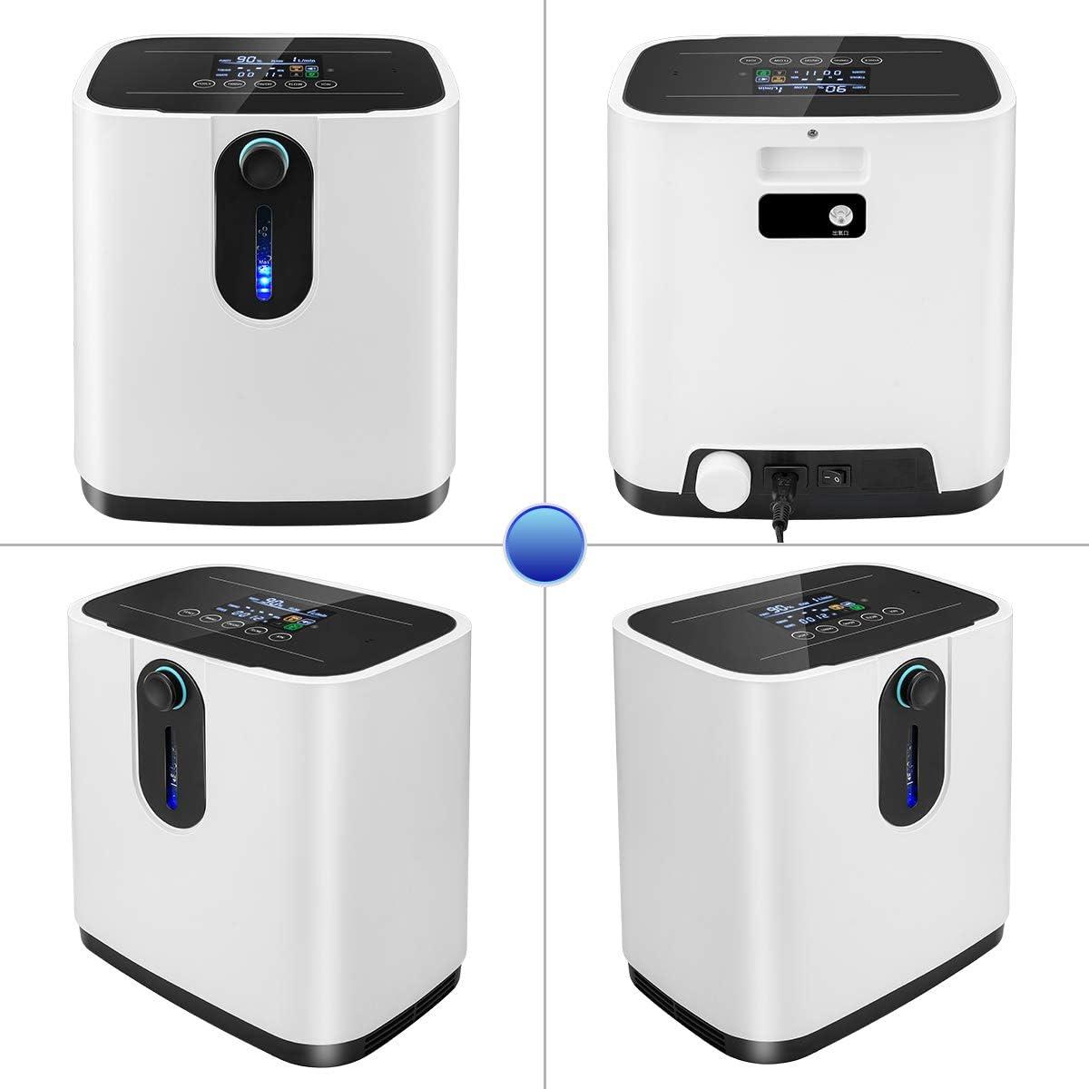 Vogvigo Generador de Concentrador de Oxígeno Portátil, Máquina de ...