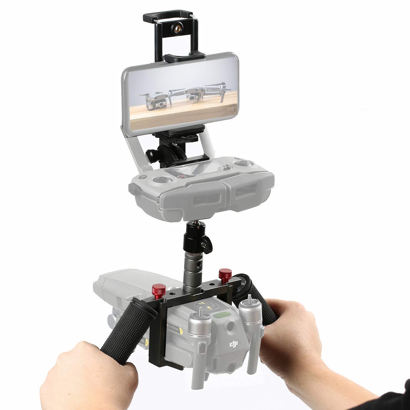 Cinema Tray, FOTOWELT Metal Handheld Tray Stabilizer Bracket Kit Compatible with DJI Mavic 2 pro/Zoom