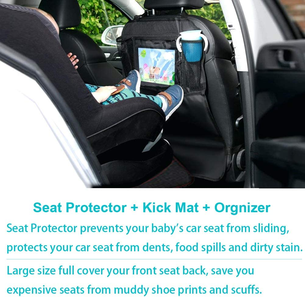 2 Pcs Baby Car Seat Neck Relief and Head Support,Silence Shopping Car Seat Head Band Strap Headrest,Stroller Car Seat Sleeping Head Support for Toddler Child Children Kids Infant Blue