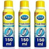 Scholl Desodorante calzado Fresh Step Antitranspirante - Elimina