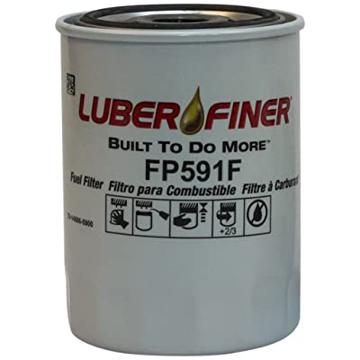 Luber-finer FP591F-12PK Heavy Duty Fuel Filter, 12 Pack: Automotive