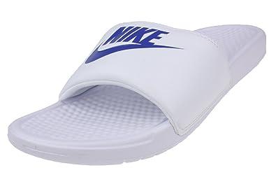 timeless design 6e7fb 75da1 Image Unavailable. Image not available for. Colour  Nike Benassi JDI 343880  103 Mens Bathing sandals ...