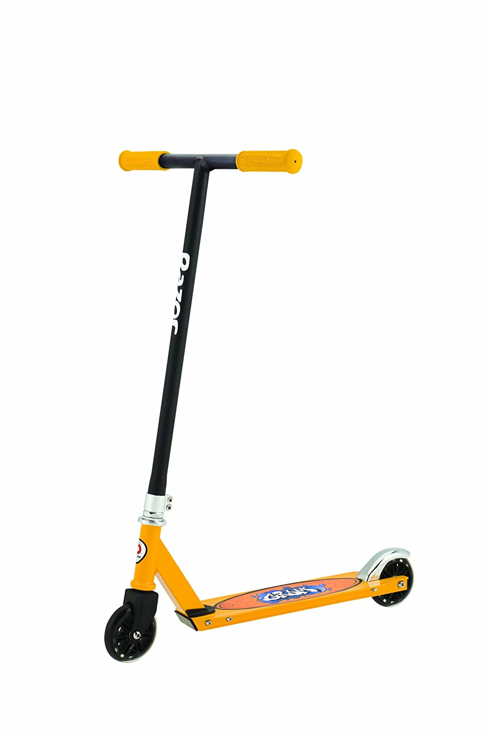 Amazon.com: Razor Patinete Grom - Black / Yellow: Toys & Games