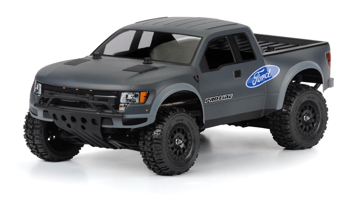 Proline 338900 True Scale Ford F150 Raptor SVT Clear Body