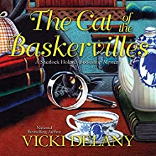 The Cat of the Baskervilles Audiobook by Vicki Delany Narrated by Kim Hicks
