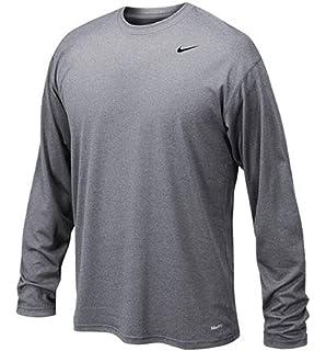 5f646ea9 Nike Men's Legend Long Sleeve Tee at Amazon Men's Clothing store ...