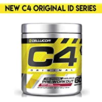 Cellucor ID Series C4 Pre Workout Original Cherry Limeade Dietary Supplement 60 Servings, Cherry Limeade390 grams
