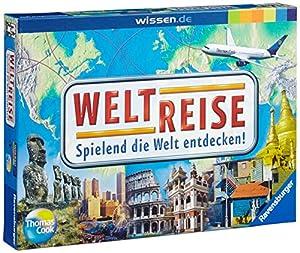 Ravensburger 26332 - Familienspiel Weltreise