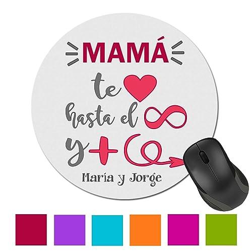 Alfombrilla Ratón/Día de la Madre/Mama/Regalo Original/Mujer ...