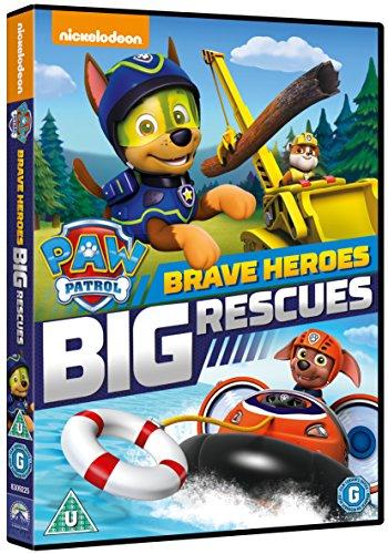 Rescue Bravo Knife (Paw Patrol: Brave Heroes, Big Rescues [DVD])