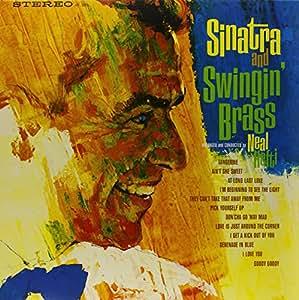 Sinatra And Swingin' Brass [LP]