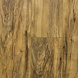 TrafficMaster Lakeshore 7mm Pecan Laminate - Best Overall