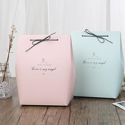 Chillylgs Caja de regalo bolsa Pack, Set de 10 decorativa regalos paquete de bolsas para ropa, juguetes, ropa de hombre camisetas, Tops, infantil y de ...