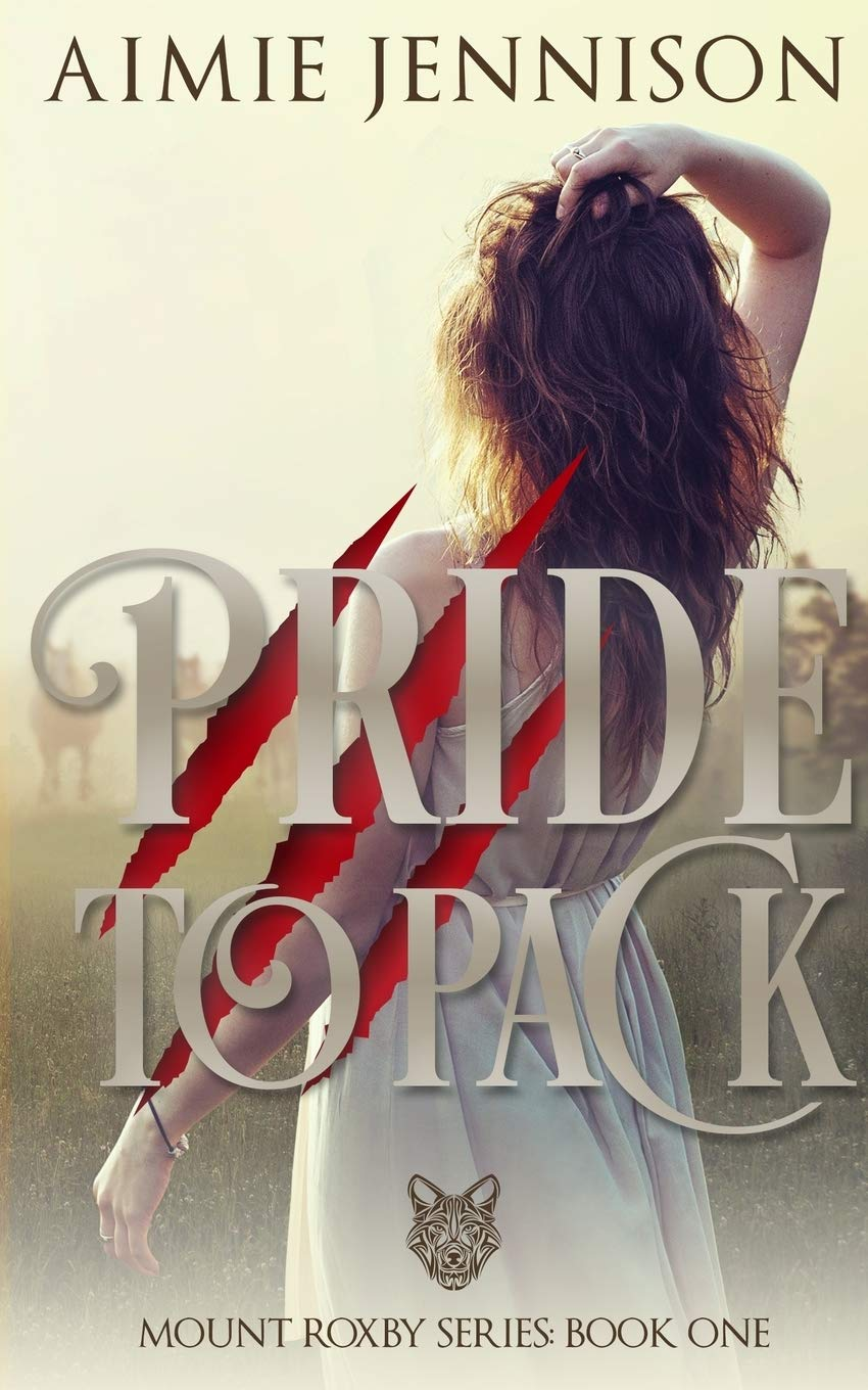 Pride to Pack (Mount Roxby) by Aimie Jennison
