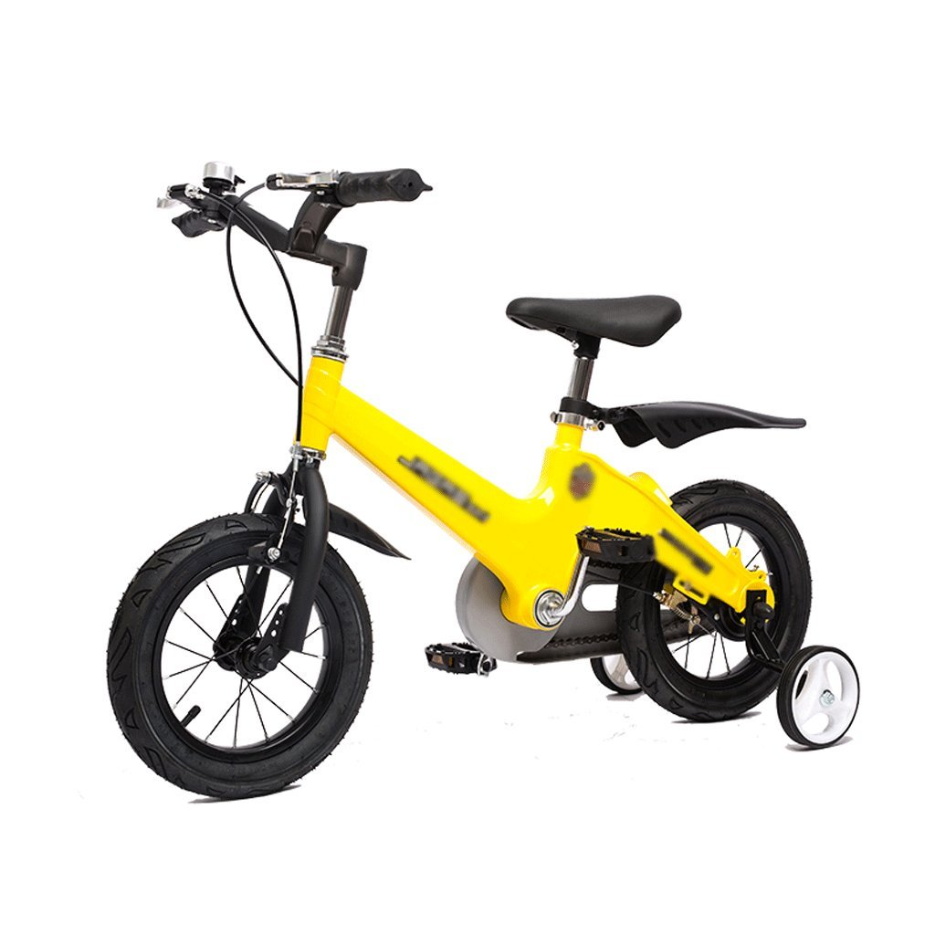 自転車 マグネシウム合金1フレーム子供用自転車2-3-4-6-7-8-9-10歳 (サイズ さいず : 12 inch) B07DPMZM2R 12 inch 12 inch