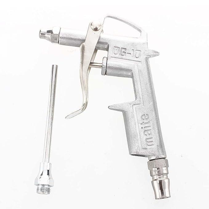 REFURBISHHOUSE refurbish House Aire Polvo staeube Tensiómetro geblaese Pistola de soplado Limpieza Manejable Herramientas Limpiador: Amazon.es: Hogar