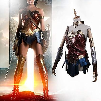 K-Flame Traje de Cosplay para Mujer de Halloween Wonder ...