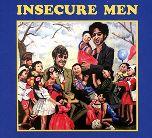 CD : Insecure Men - Insecure Men (CD)