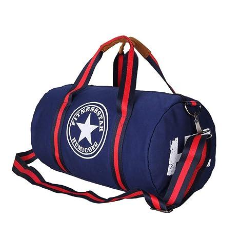 Janexi Bolsas de Deporte Hombre Bolsas de Viaje Yoga Handbag ...