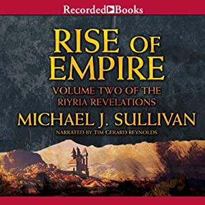 Rise of Empire Audiobook