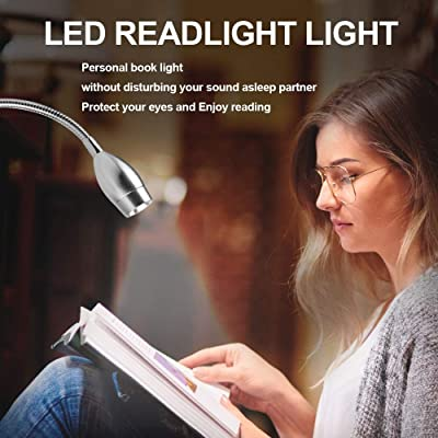Buy Yosbiki 3w Bed Reading Light Goose Neck Led Light For Bedroom Wall Sconce Bedside Reading Lamp Dimmable Wall Mount Bedroom Light 2 Pack Warm White Online In Turkey B08qzrhwn6