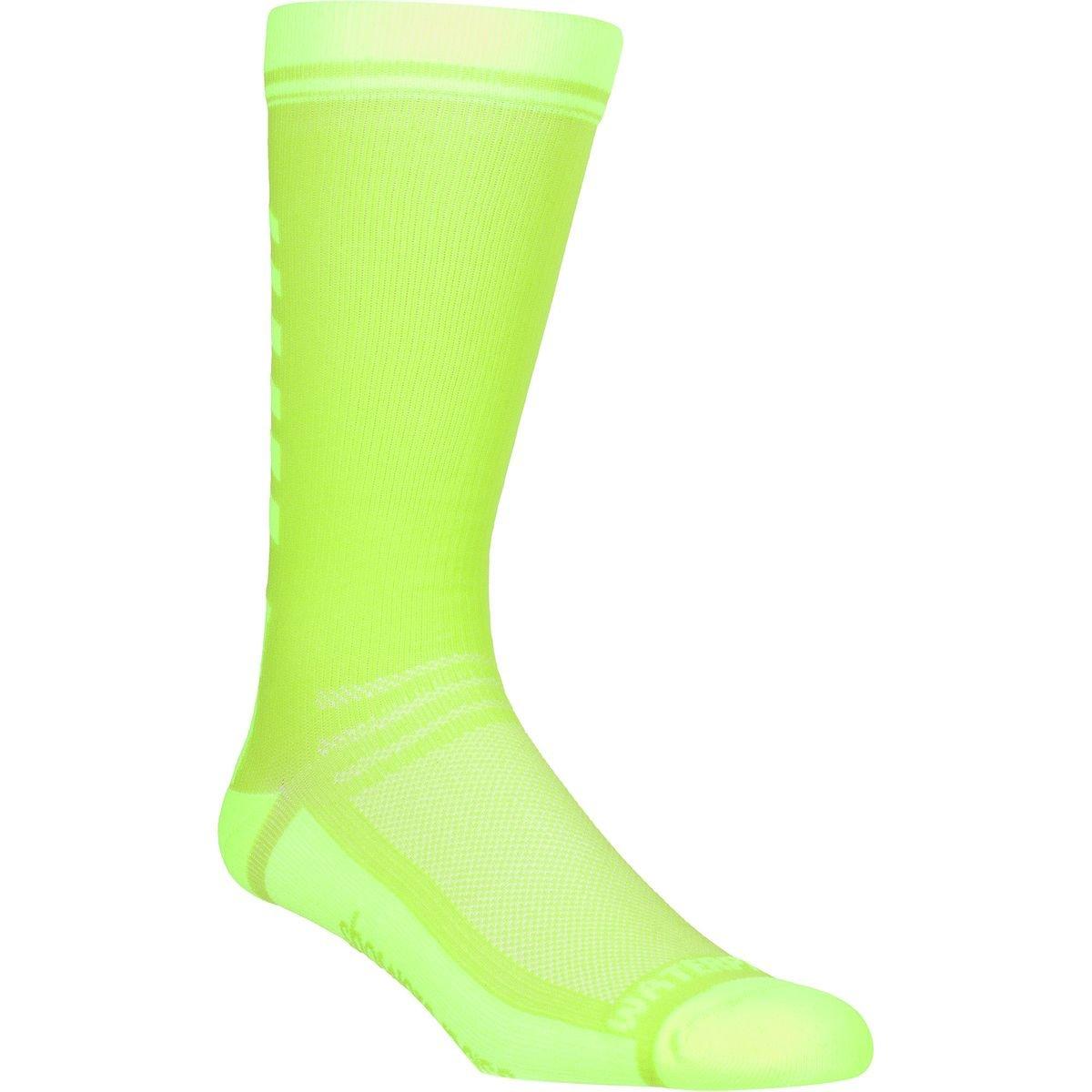 Showers Pass Crosspoint防水軽量Sock B076ZYNTN3 3L|ネオン(Neon) ネオン(Neon) 3L