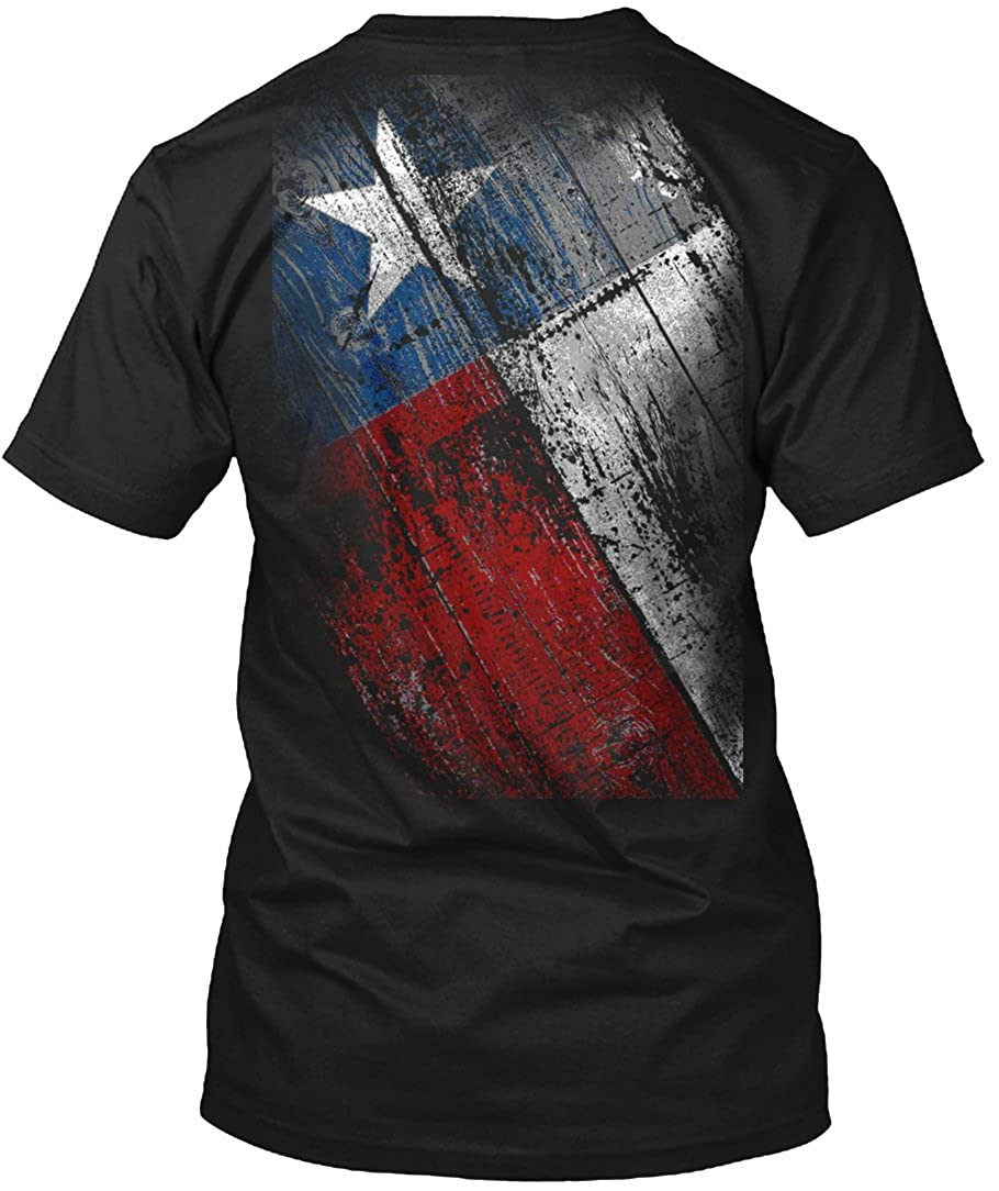 Distressed Texas Flag Men T-shirt Texas Flag T-Shirt For Mens
