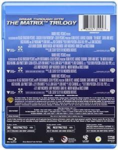 The Matrix Triple Feature (The Matrix / The Matrix Reloaded / The Matrix Revolutions) [Blu-ray] by WarnerBrothers
