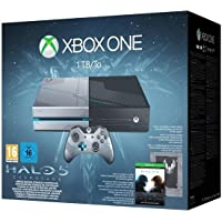 Pack Console Xbox One 1TB/To + Halo 5 : Guardians