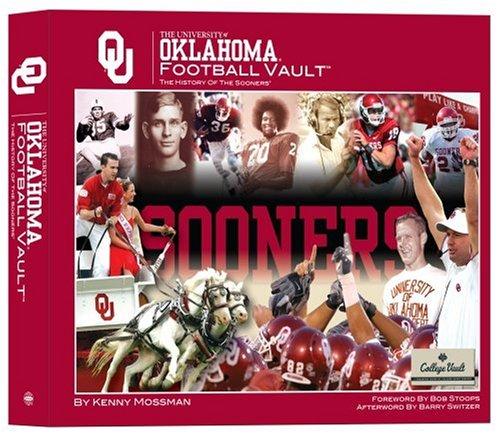 University of Oklahoma Football Vault (College Vault)