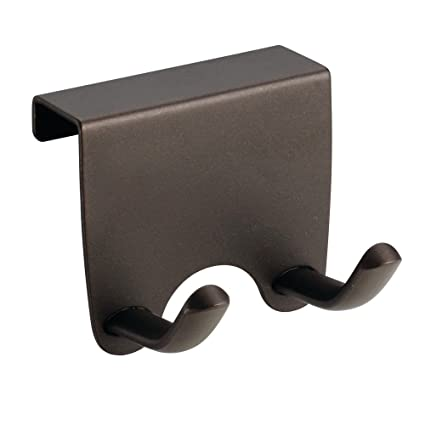 Merveilleux InterDesign Axis Over The Cabinet Hook For Dish Towel And Oven Mits, Bronze