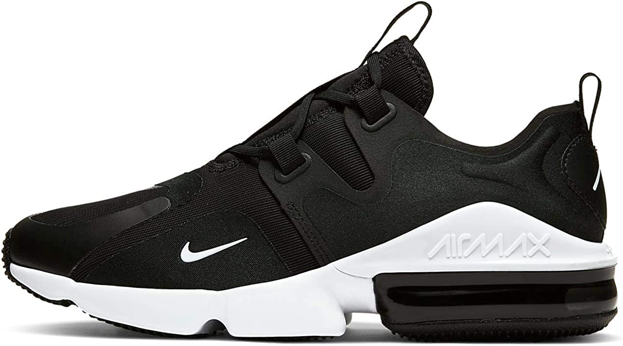 Nike Air Max Infinity Mens Comfort Running Shoes Bq3999-003