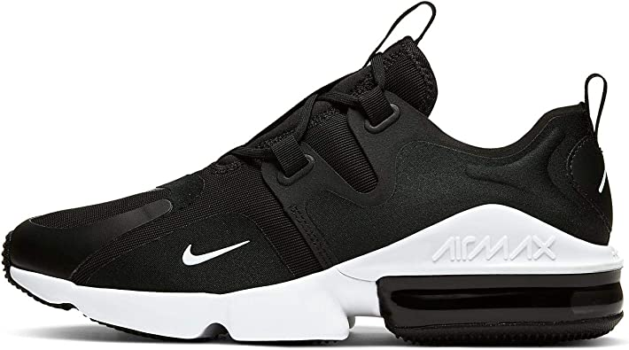 tinta pesado Destello  Amazon.com: Nike Air Max Infinity Hombres Confort Zapatos Para Correr  Bq3999-003: Shoes