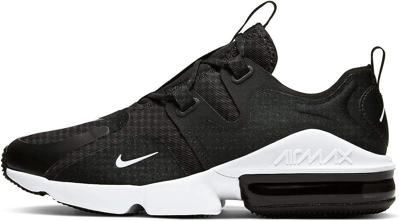 Bibliografía Torpe Simplificar  Amazon.com | Nike Air Max Infinity Mens Comfort Running Shoes Bq3999-003 |  Road Running