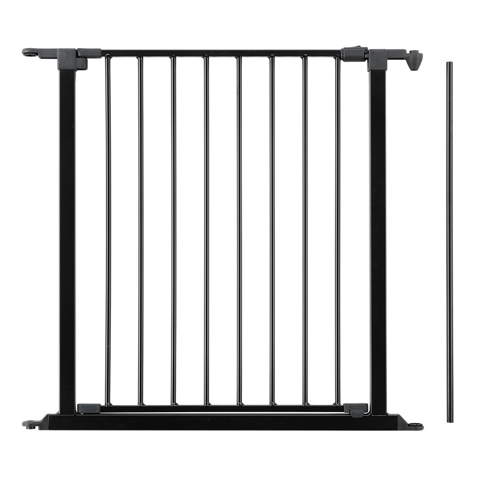 BabyDan Configure Gate Extension Black 72cm BabyDan A/S 67256-2600-12-75