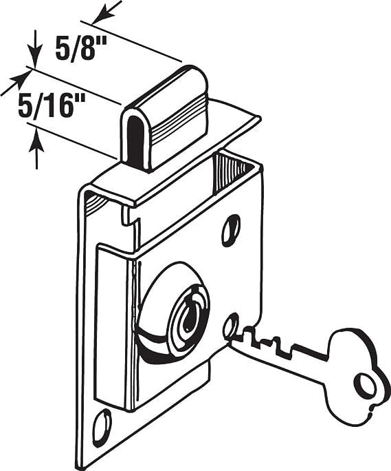 Amazon Com Prime Line Products S 4048 Prime Line Deadbolt Lock