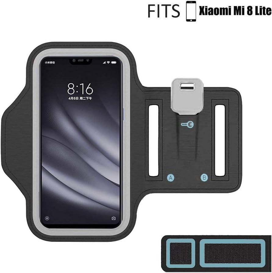 Brazalete Deportivo para Xiaomi Mi 8 Lite, MiSha,Cinta Reflectante ...