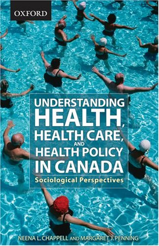 Understanding Health, Health Care & Health Policy in - In Canada Care Health