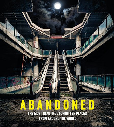 From the empty magical theaters of Detroit to the lost playgrounds of Chernobyl, there are places across the globe that were once a hub of activity, but are now abandoned and in decay. With nature creeping in and reclaiming these spots, we ar...