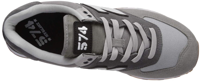 New Balance Herren 574v2 Sneaker Marblehead/Black