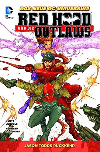 Red Hood und die Outlaws, Bd. 1