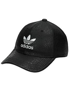 adidas AC F Cap Gorra, Hombre, Negro, OSFM