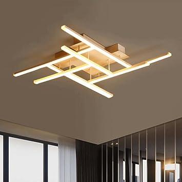 Charmant GAODUZI Led Deckenleuchte Schlafzimmer Wohnzimmer Licht Einfache Moderne  Atmosphäre Home Square Kreative Moderne Esszimmer Studie Lampen