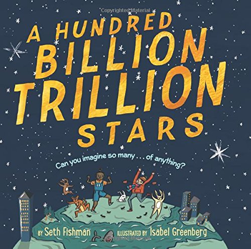 A Hundred Billion Trillion Stars - Book About Stars