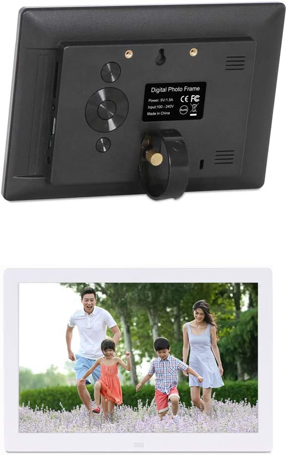 LICHUXIN Digital Photo Frames Square Essential Touch Screen WiFi Connection Digital Sensor Gift Privacy Mobile Phone Sharing Essential